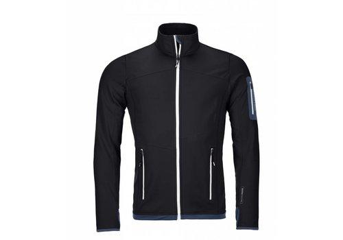 ORTOVOX Ortovox Fleece Jacket M Black Steel