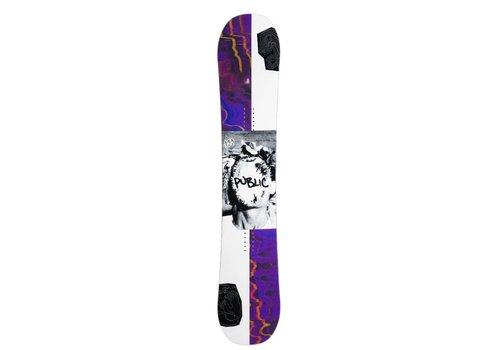 PUBLIC SNOWBOARDS Public Bradshaw Opinion Snowboard