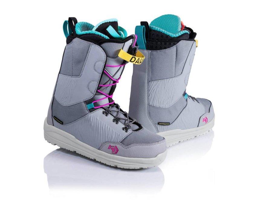 Northwave Dahlia Sl Grey Snowboard Boot