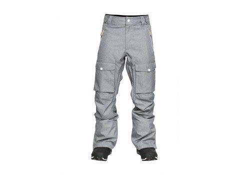 WearColour Wear Colour Flight Pant Grey Melange
