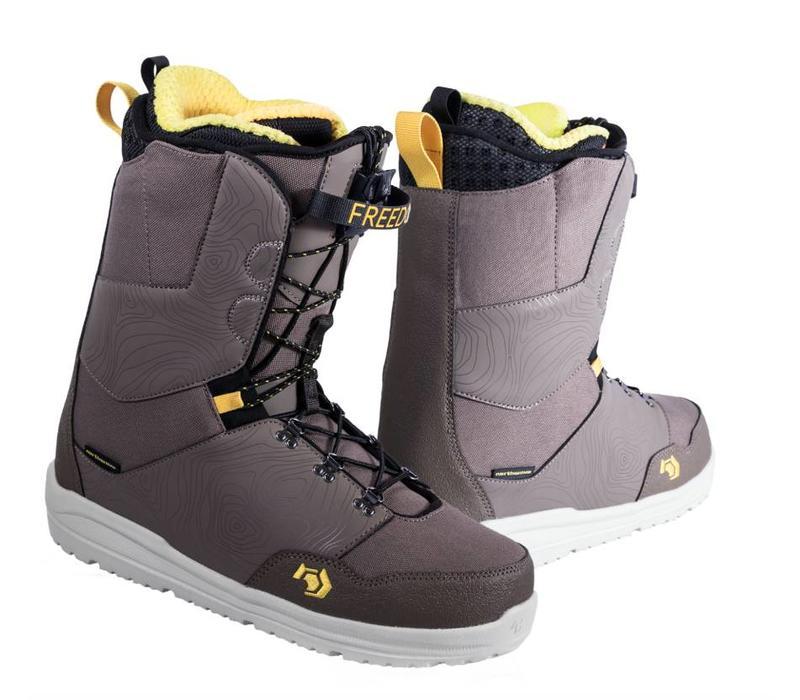 Northwave Freedom Sl Brown Snowboard Boot