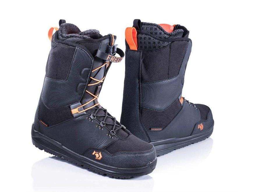 Northwave Freedom Sl Black Snowboard Boot