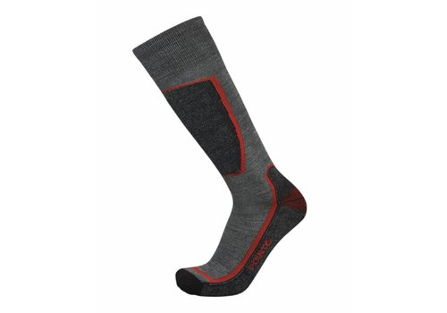 Point 6 Ski Light OTC Grey/Red