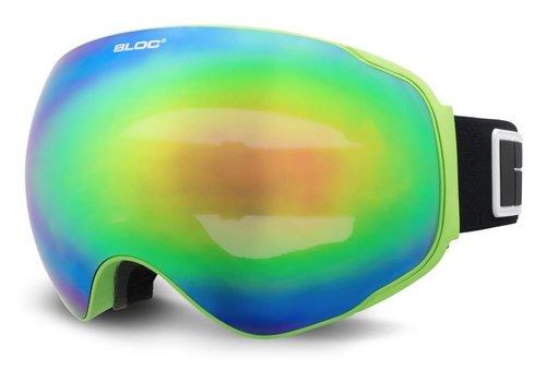 BLOC Evolution Goggle green