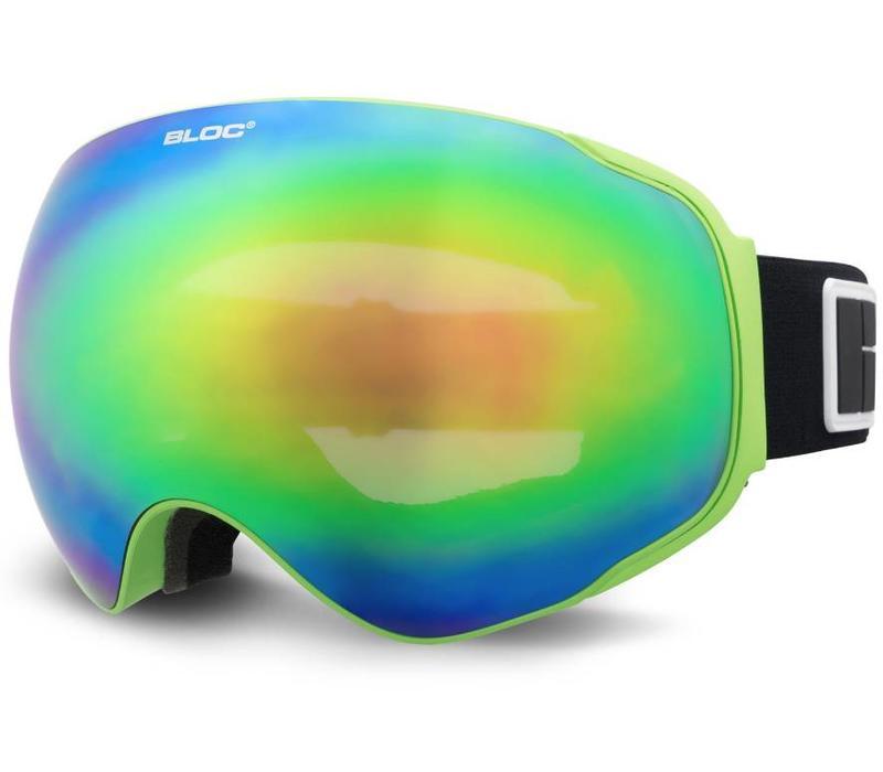 Evolution Goggle green