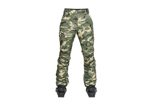 WearColour Wear Colour Slant Pant Forest