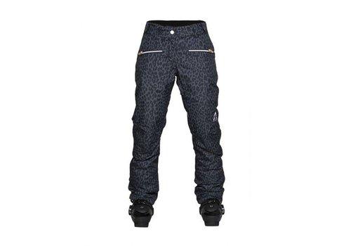 WearColour Wear Colour Cork Pant Black Leo