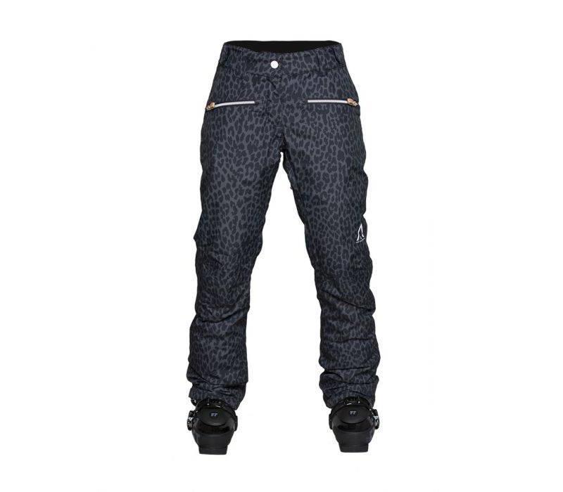 Wear Colour Cork Pant Black Leo