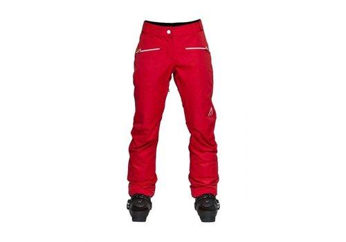 WearColour Wear Colour Cork Pant Red