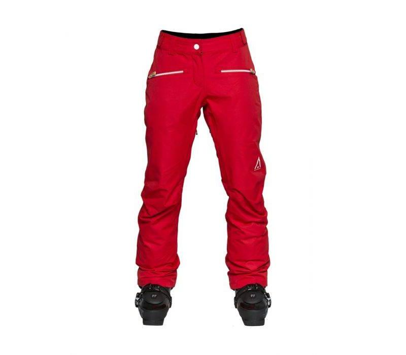 Wear Colour Cork Pant Red
