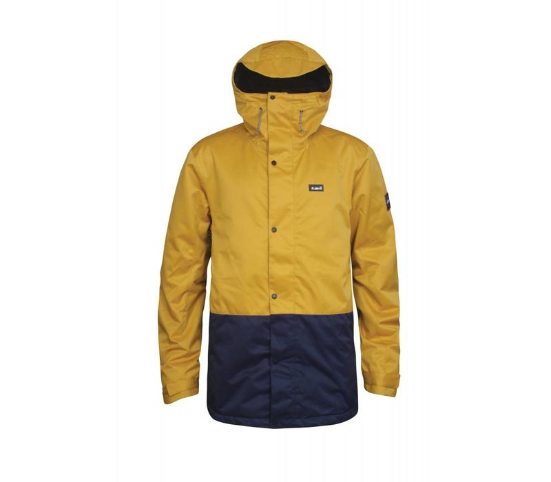 Planks Men'S Feel Good Insulated Jkt Mustard