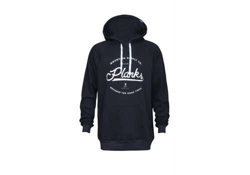 PLANKS Planks Mountain Supply Co Hood Black