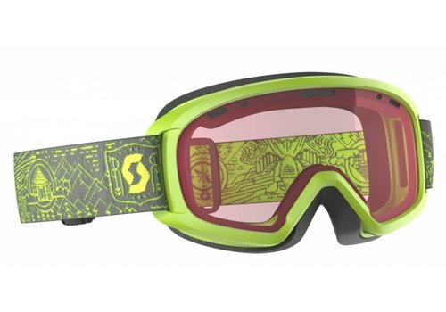 SCOTT SPORTS Jr Witty Yellow