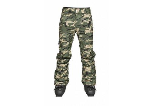 WearColour Wear Colour Sharp Pant Forest