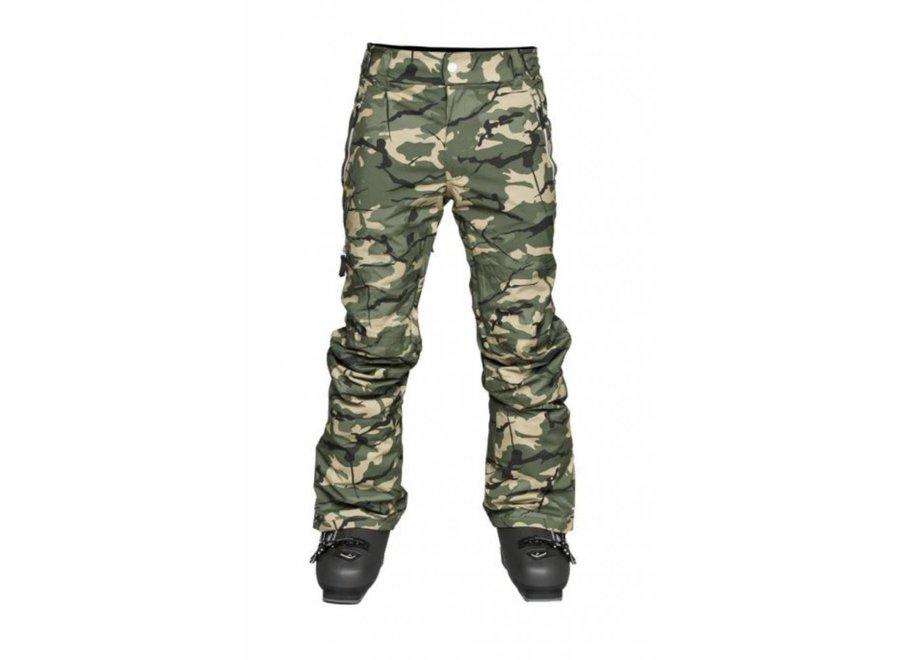 Wear Colour Sharp Pant Forest