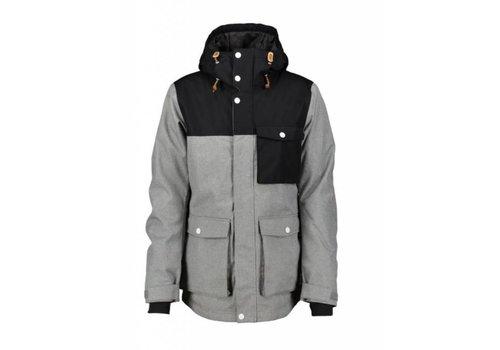 WearColour Wear Colour Horizon Jacket Grey Melange