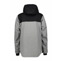 Wear Colour Horizon Jacket Grey Melange