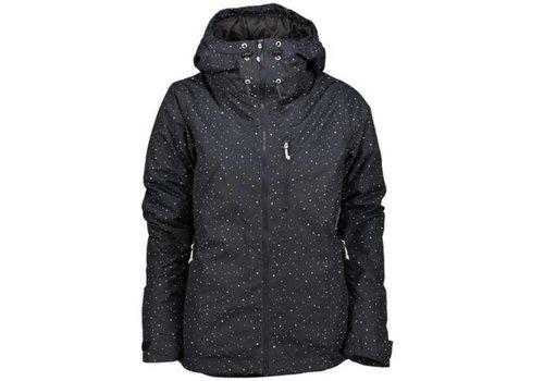 WEAR COLOUR BLOCK Jacket Black Galaxy