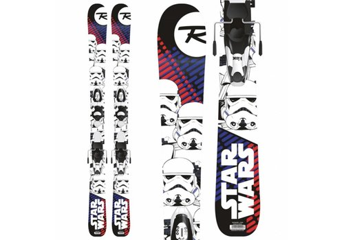 ROSSIGNOL STARWRS KID X Ski & Binding