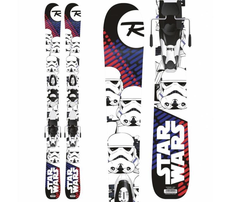 Rossignol Starwars Kid X Ski & Binding