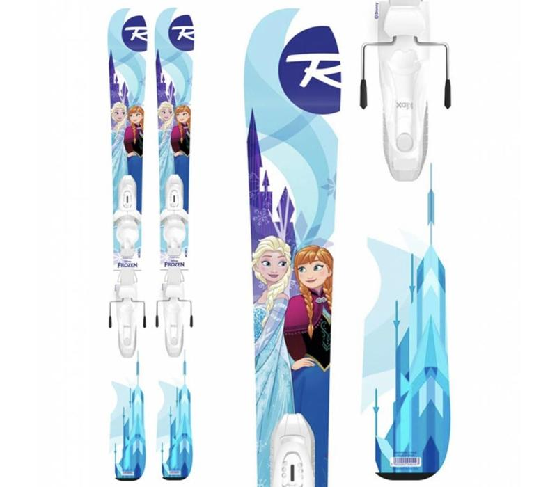 Rossignol Frozen-Kid X Ski & Binding
