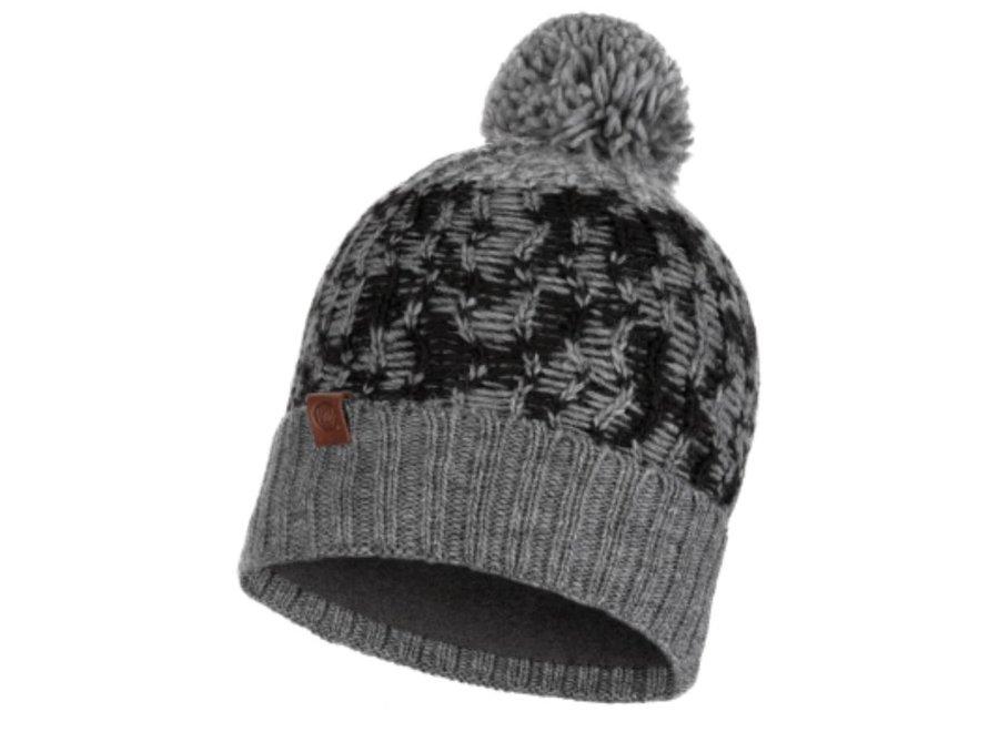 Buff Thor Grey Vigoreaux Knitted Hat