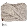 BUFF Buff Agna Sand Knitted Wrap