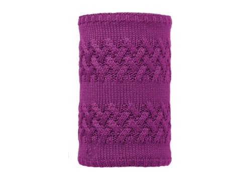 BUFF Savva Mardi Grape Neckwarmer Knitted