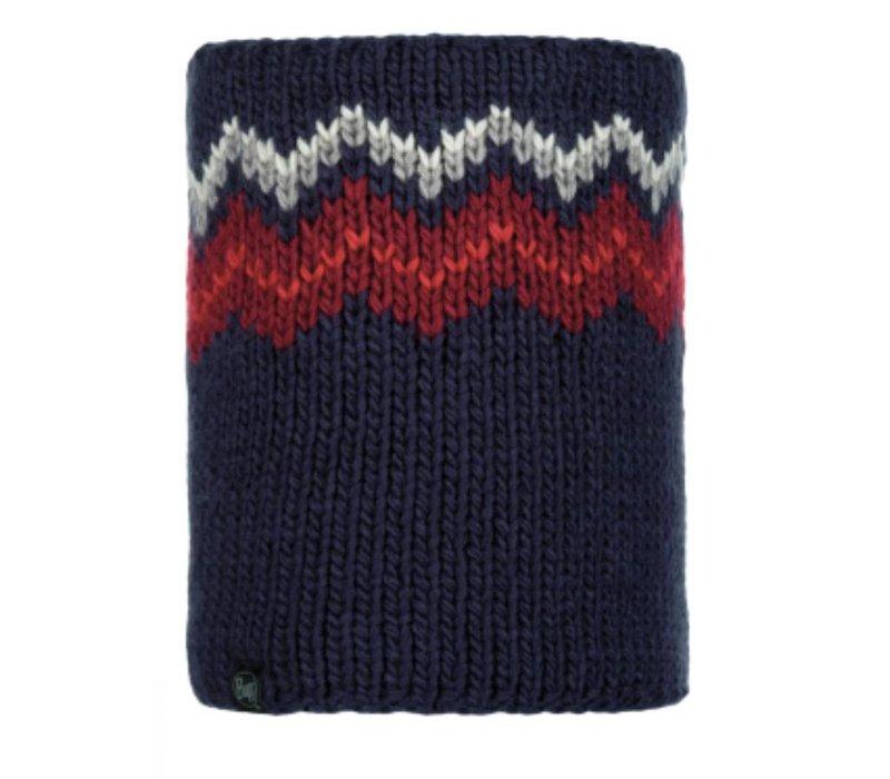 Danke Night Blue Knitted Neckwarmer