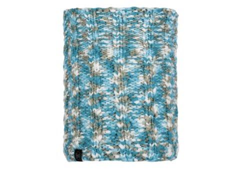 BUFF Buff Livy Aqua Knitted Neckwarmer