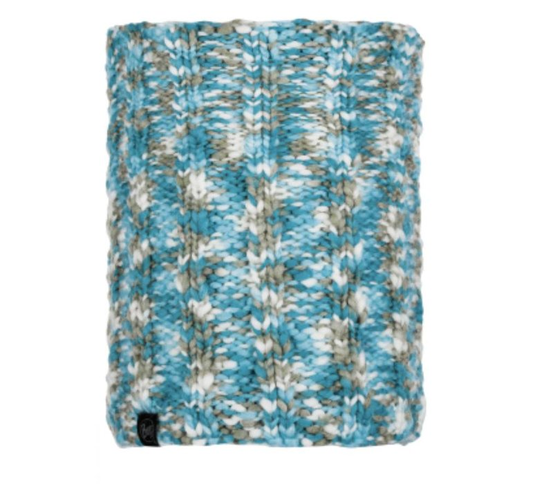 Buff Livy Aqua Knitted Neckwarmer