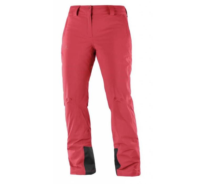 Salomon Icemania Pant W Hibiscus Short
