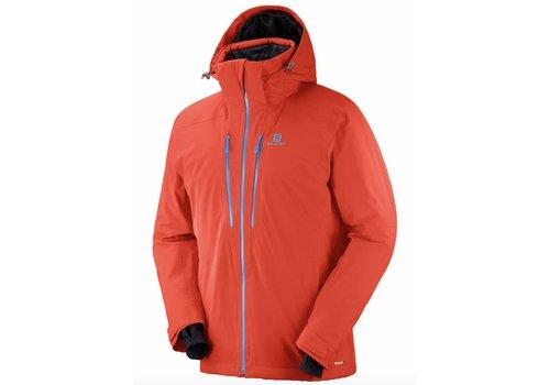 SALOMON Salomon Icefrost Jacket M Fiery Red
