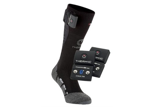 THERMIC Thermic Thermic Heat  Socks + Batteries