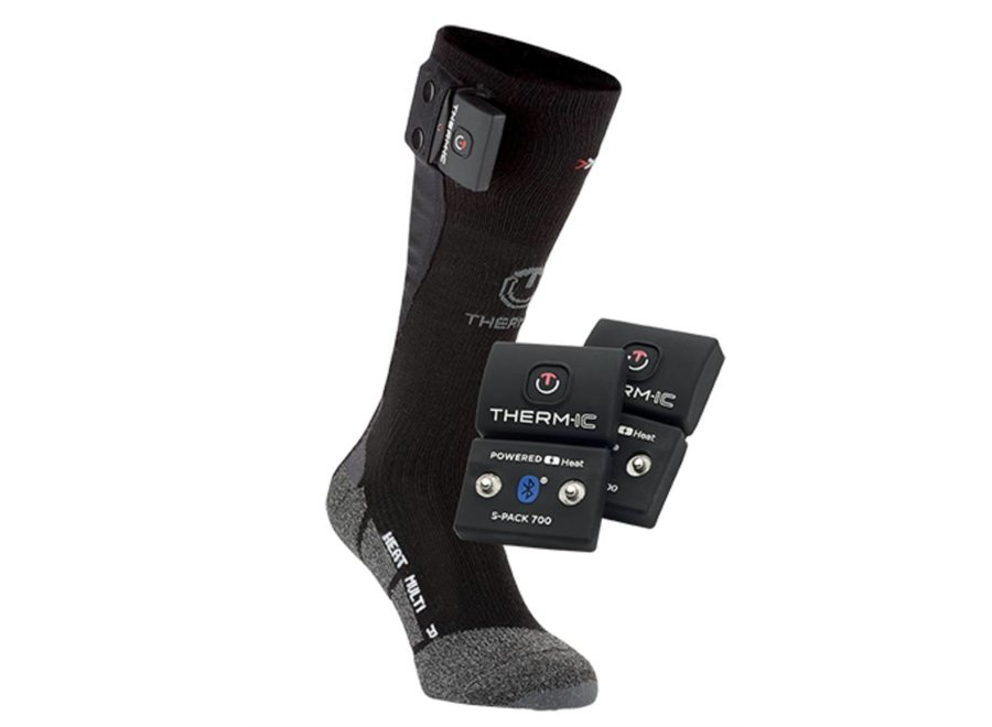 Thermic Thermic Heat  Socks + Batteries