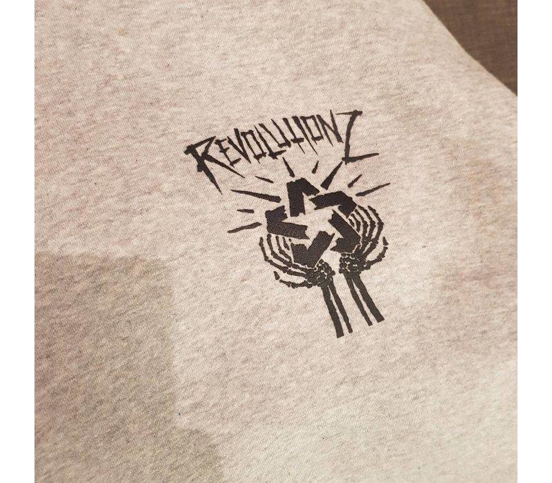 Revz Riding Hoody Grey