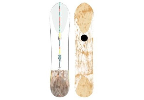 YES SNOWBOARDS Yes 420 Powder Hull