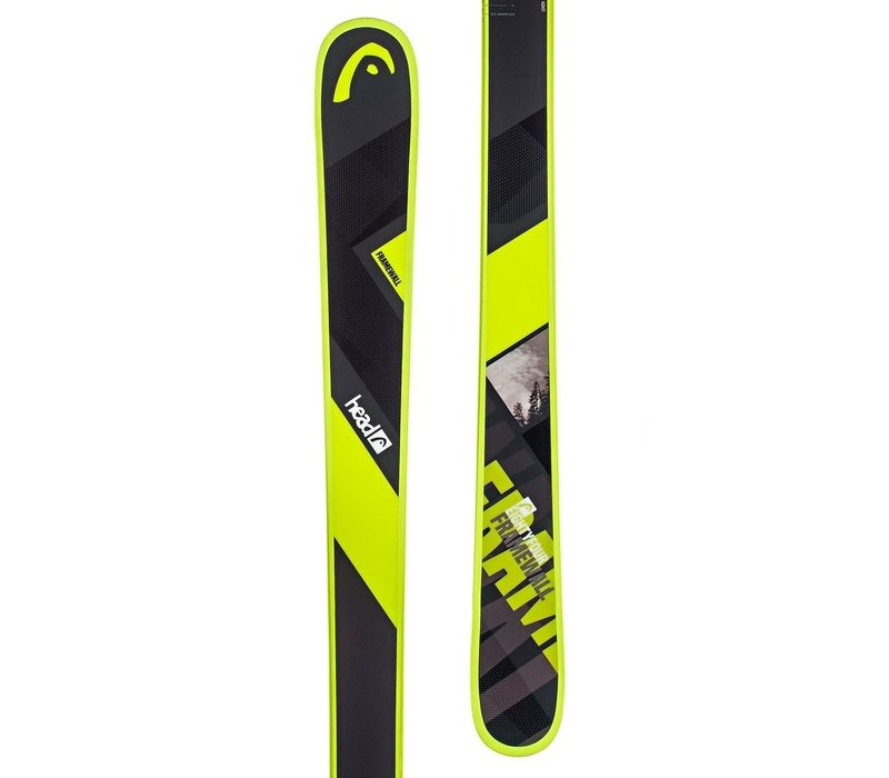 Head Framewall Ski