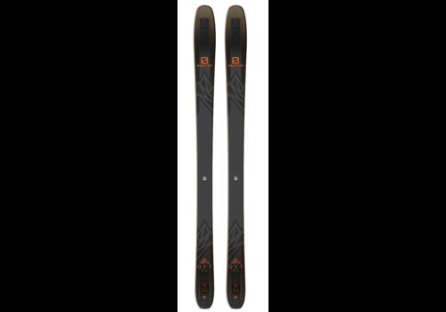 SALOMON Salomon Qst 92 Ski Black/Orange