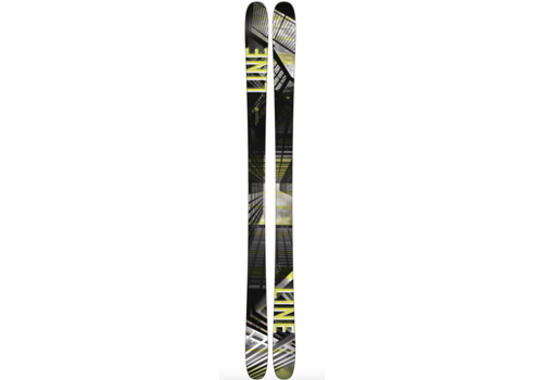 LINE SKIS Line Wallisch Shorty Ski