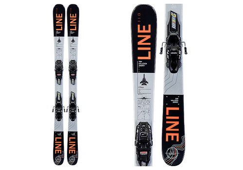 LINE SKIS Wallisch Shorty Ski