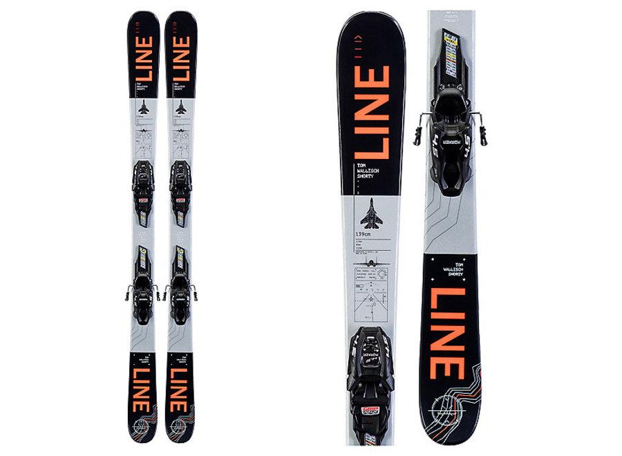 Wallisch Shorty Ski