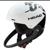 HEAD SKI Team SL Helmet With Chinguard