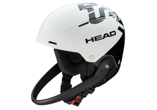 HEAD SKI Team SL Helmet With Chinguard