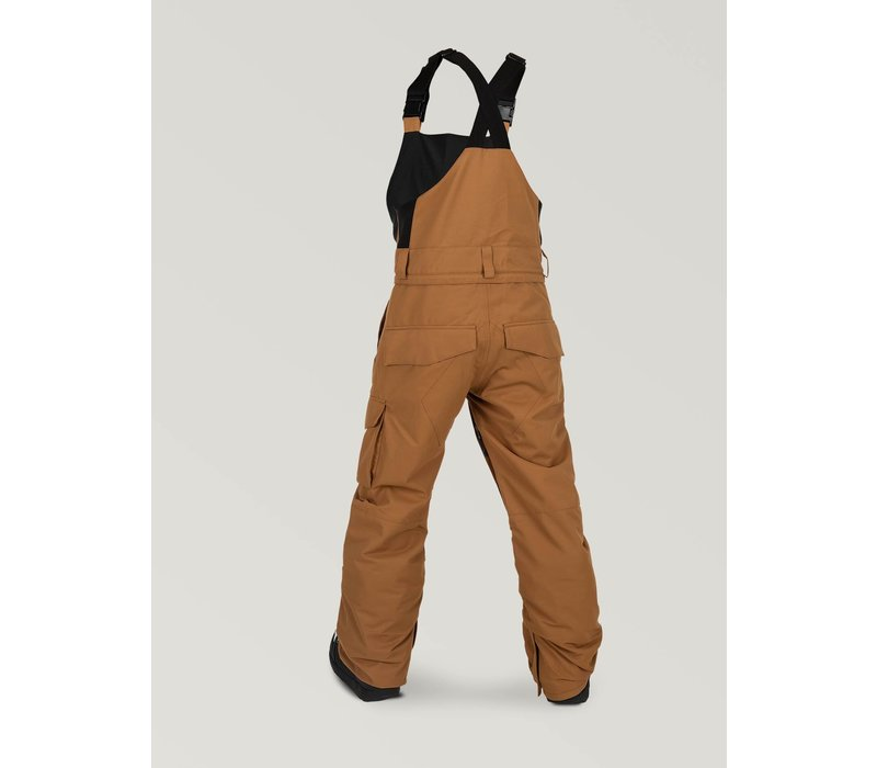Volcom Barkley Bib Overall Pant Youth
