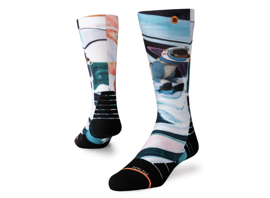Astro Dog Youth Snow Sock