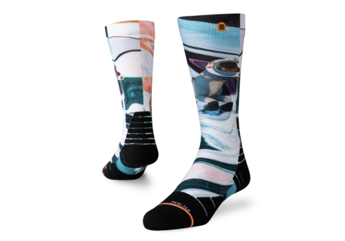 STANCE SOCKS Astro Dog Women's Snow Sock