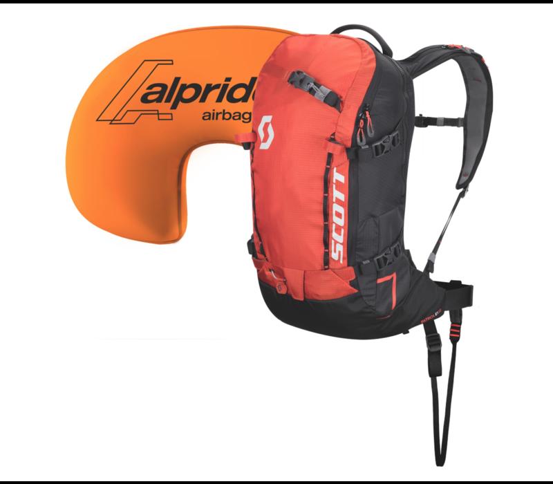 Patrol E1 Backpack Including Avi System