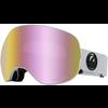 DRAGON ALLIANCE X2-White Lumalens Goggle