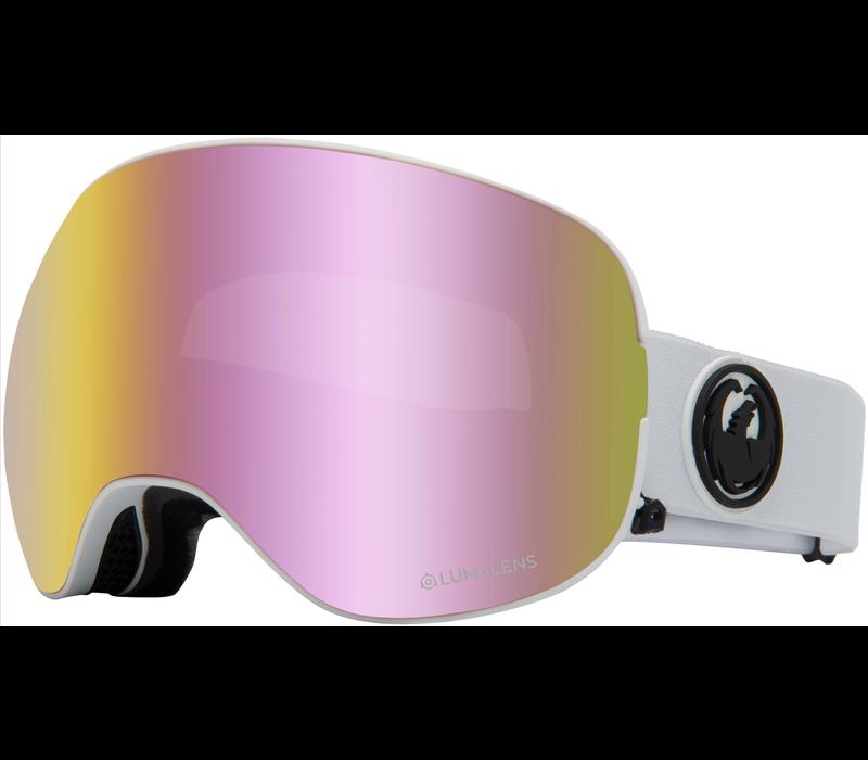 X2-White Lumalens Goggle